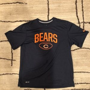 Nike Chicago Bears Dri-fit T-shirt